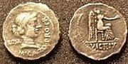 REPUBLICANAS - Página 2 M__Porcius_Cato_Uticensis_Denarius__47_46_BC_Cra