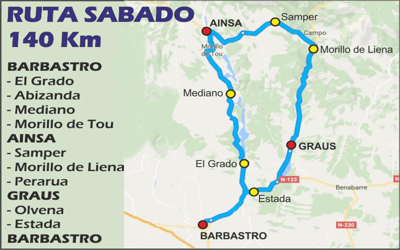 3ª CONCENTRACIÓN ASOCIACION PAN-EUROPEAN 2018 (INFORMACION Y RESERVAS) Ruta02