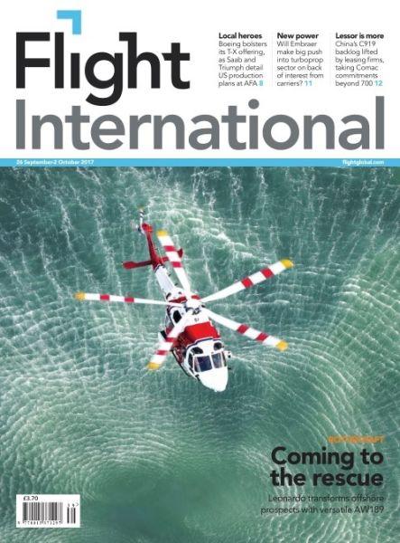 Flight International – 26 September – 2 October 2017 Untitled