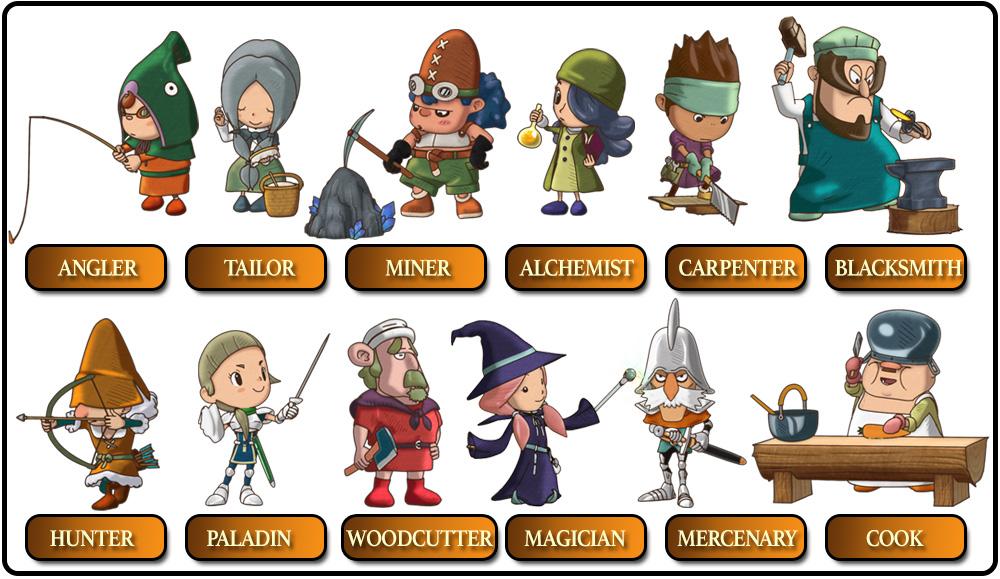 [3DS]Fantasy Life Banner2