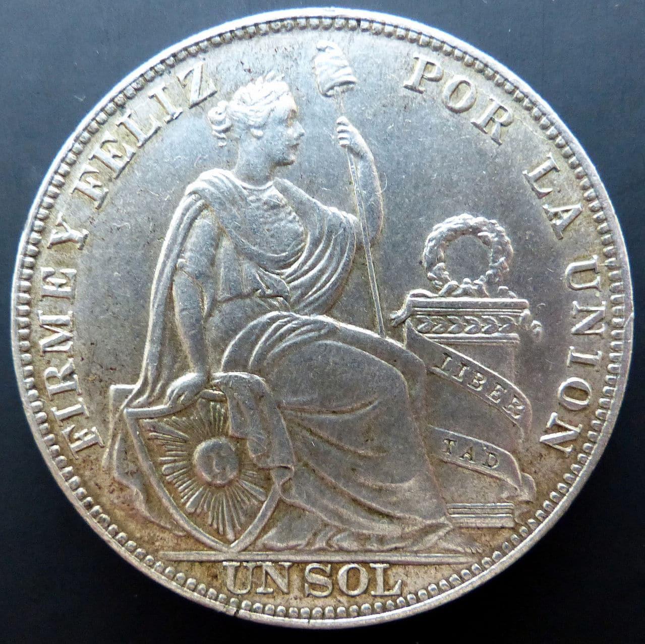 Perú - Un sol - 1934 - 5 décimos fino Per_1_Sol_1934_a