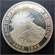 Bolivia-1991 - 10 Pesos bolivianos - I Serie Iberoamericana Bolivia_10_B_a