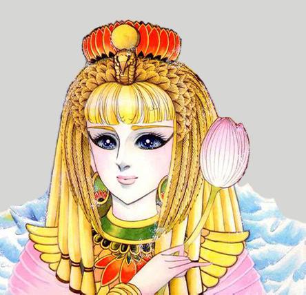 Hình màu Carol trong bộ cô gái sông Nile (Ouke Monshou) - Page 3 Carol_282