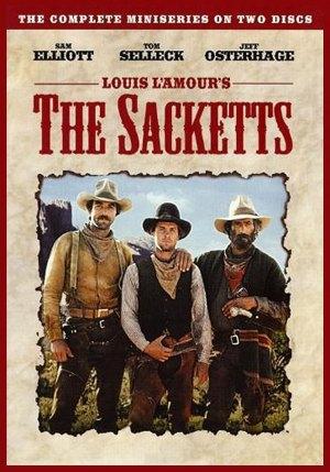 The Sacketts COMPLETE mini series