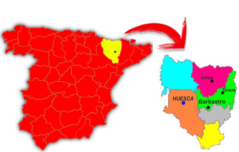 3ª CONCENTRACIÓN ASOCIACION PAN-EUROPEAN 2018 (INFORMACION Y RESERVAS) Huesca_2018