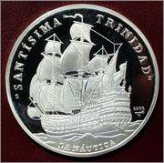 "Cuba - 10 Pesos - ""Santísima Trinidad"" - V Serie Iberoamericana Cuba_10_pesos_a"