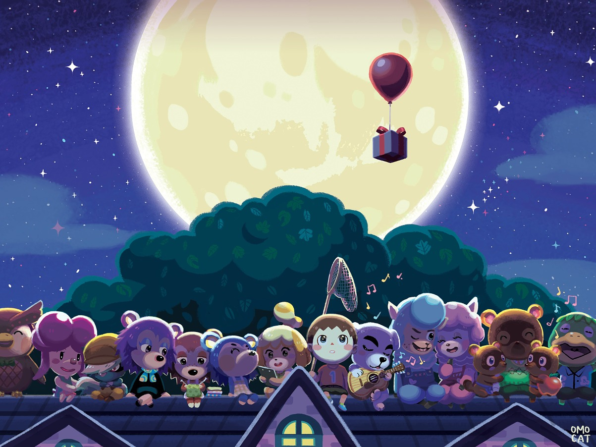 What's your desktop background? - Page 3 Animal_crossing_new_leaf_amazing_omocat_1600x120