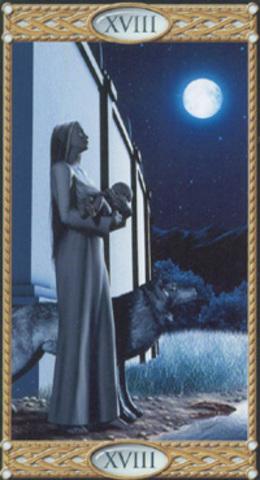 XVIII - Луна Image