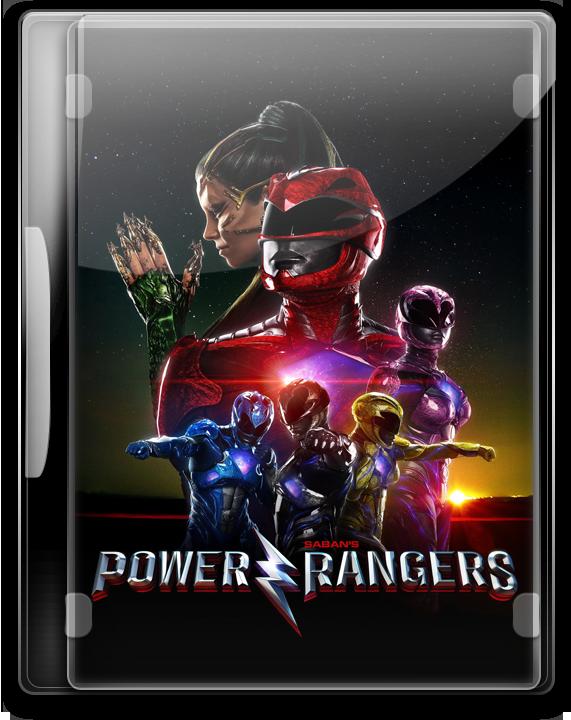 CARÁTULAS DE PELÍCULAS - Página 4 Power_Rangers