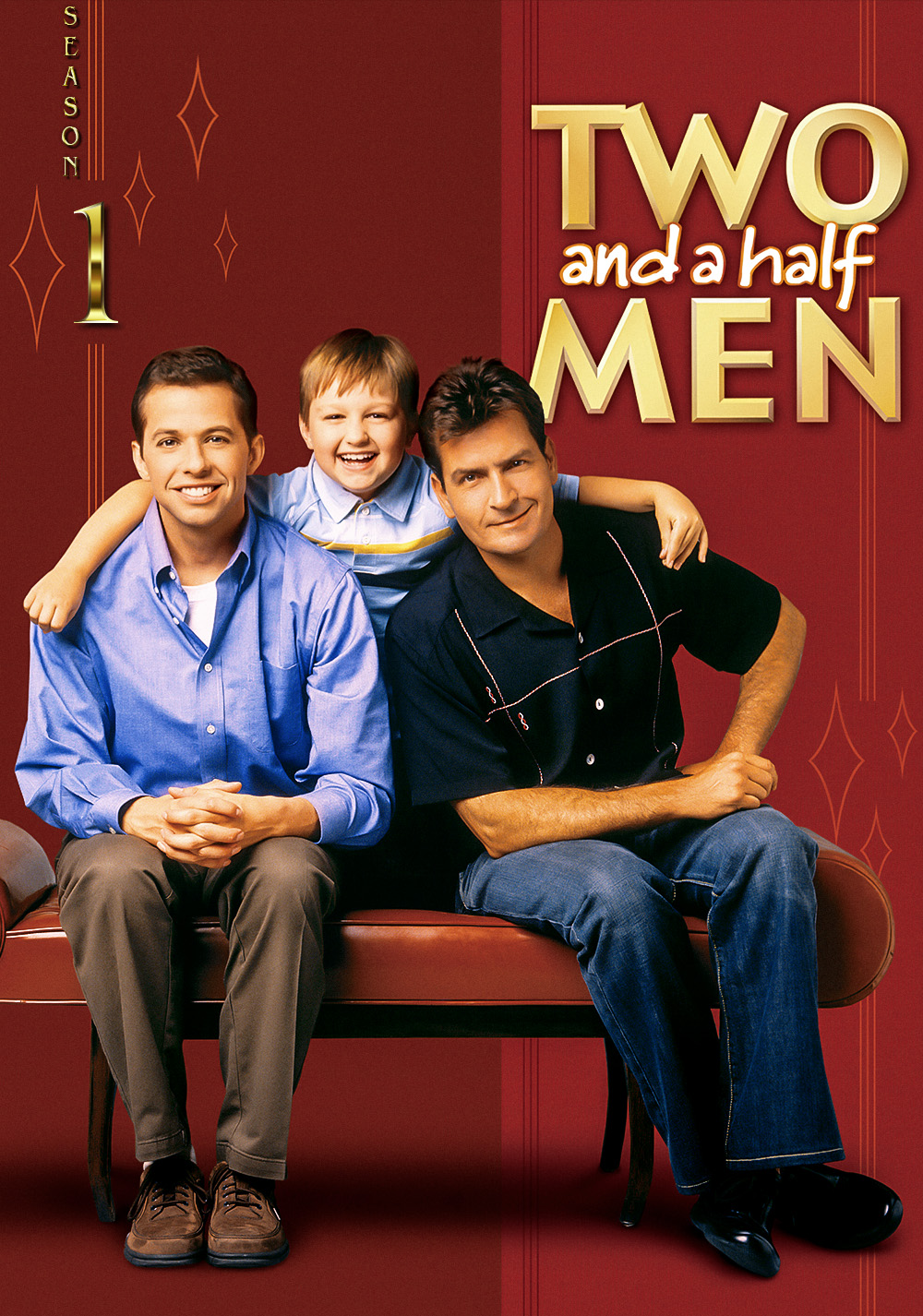 Two And Half Men|T01|Lat-Ing|1080p|Max Calidad|x265 10bit Season01-poster