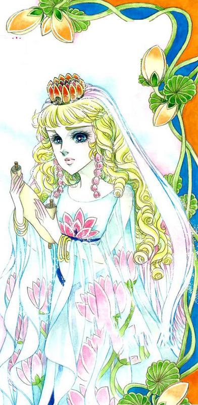 Hình màu Carol trong bộ cô gái sông Nile (Ouke Monshou) - Page 5 Carol_487