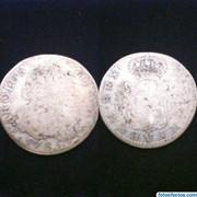 2 reales de Carlos III, Madrid. 2_REALES_CARLOS_III