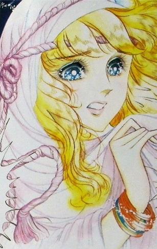 Hình màu Carol trong bộ cô gái sông Nile (Ouke Monshou) - Page 2 Carol_100