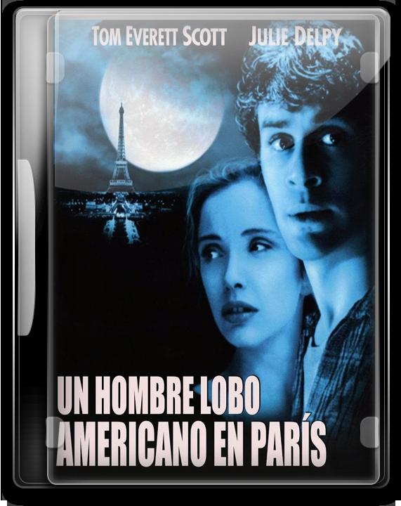 CARÁTULAS DE PELÍCULAS - Página 4 Un_Hombre_Lobo_Americano_en_Paris