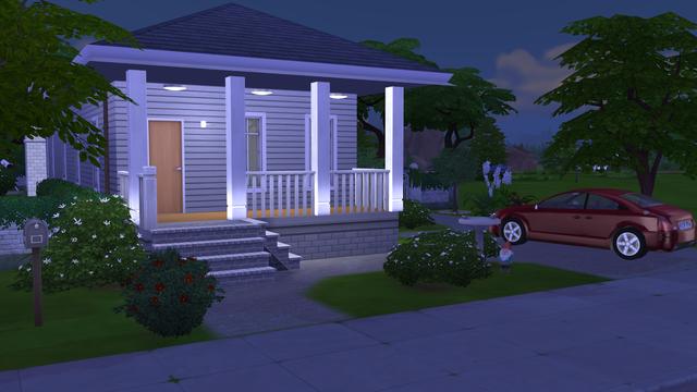 Stavba podle půdorysu Houseplan Houseplan24