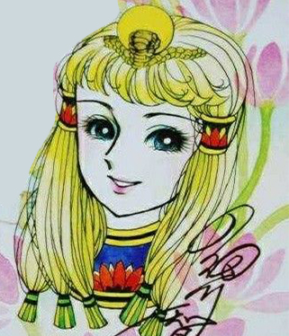 Hình màu Carol trong bộ cô gái sông Nile (Ouke Monshou) - Page 3 Carol_233