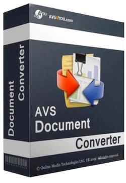 AVS Document Converter 4.0.2.251 Portable 6e508d7b27c72499708a7e8274f87da3c9b42cc0