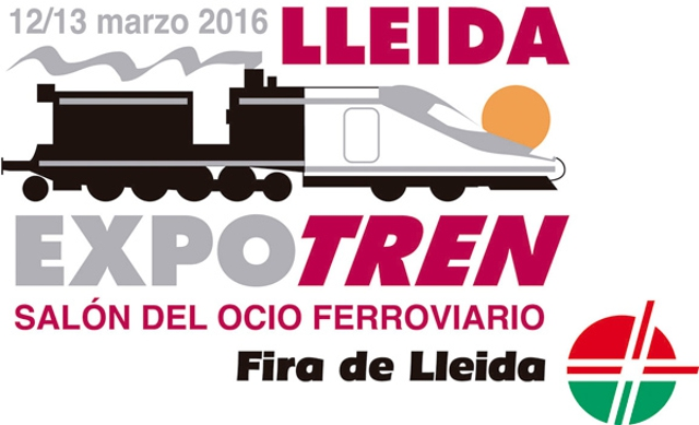 QUEDADA (CAT): Salon Expo Tren Lleida. 12 Marzo 2016 Expo16_1