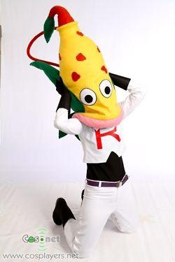Algunos buenos cosplays (disfraces) de pokemon Jamesweep