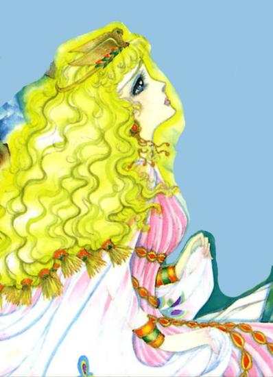 Hình màu Carol trong bộ cô gái sông Nile (Ouke Monshou) - Page 2 Carol_149