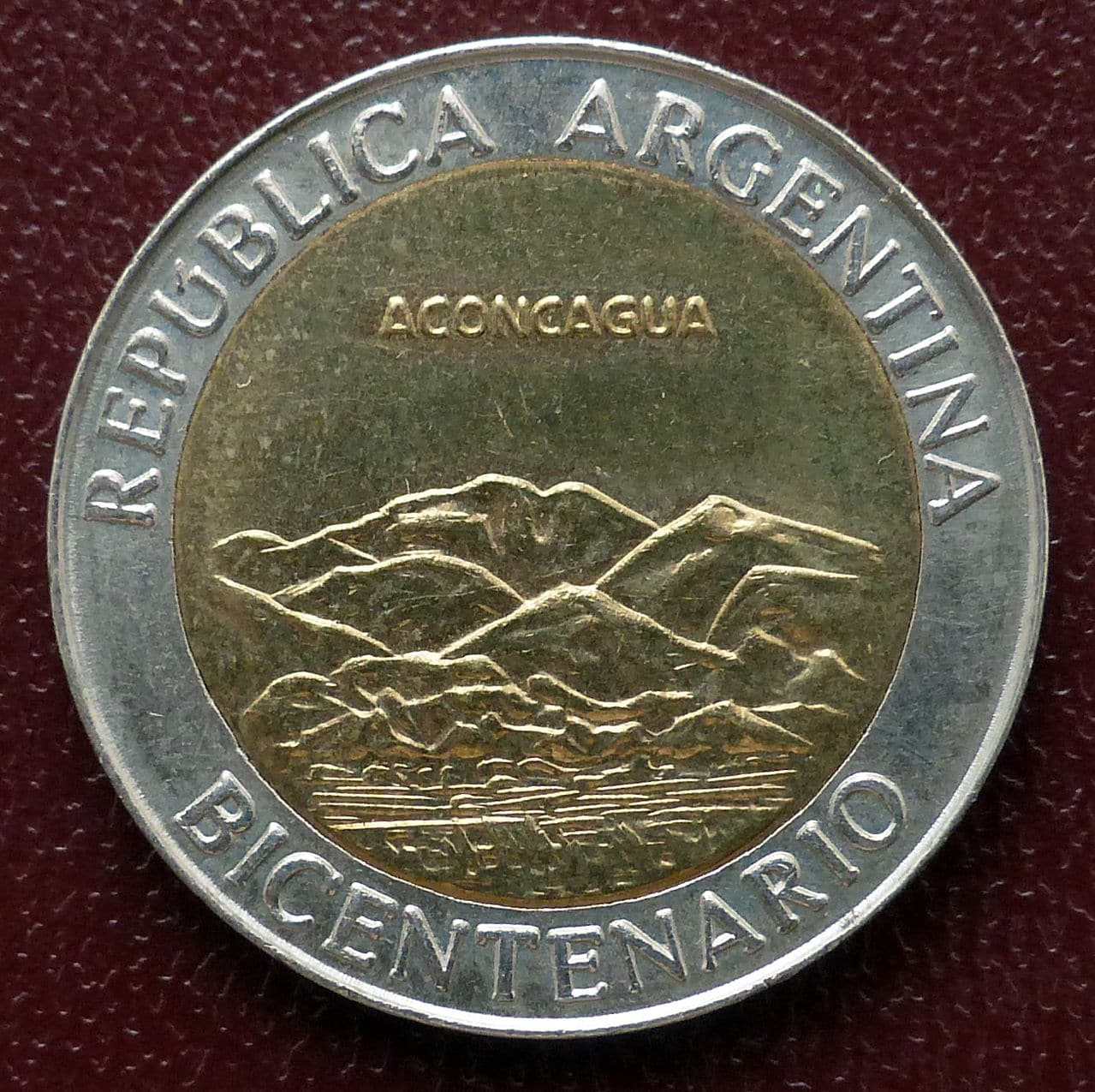 Argentina - Serie 1 peso - Bicentenario 1ar