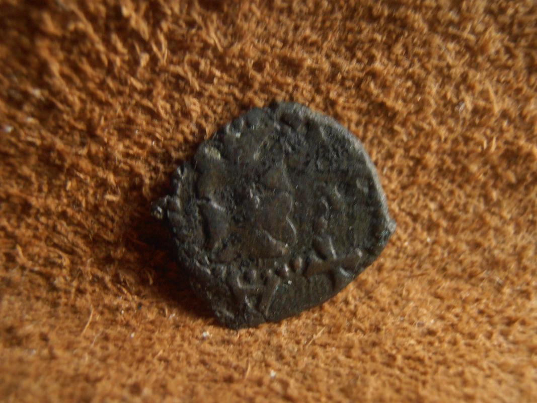 Dinerillo de Felipe III. Ceca Aragón  P9080017