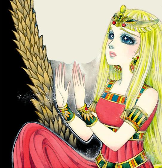 Hình màu Carol trong bộ cô gái sông Nile (Ouke Monshou) - Page 2 Carol_134