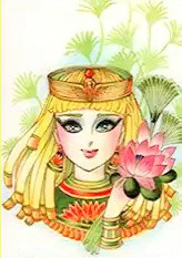 Hình màu Carol trong bộ cô gái sông Nile (Ouke Monshou) - Page 2 Carol_178