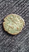 AE3 de Constancio II. FEL TEMP REPARATIO. Soldado romano alanceando a jinete caido. Ceca Siscia. 20170923_090416