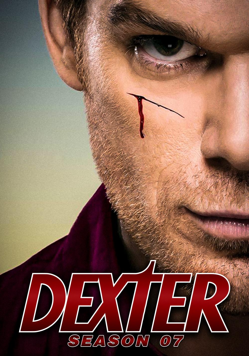 Dexter|Colección 1-8|Latino-Ingles|1080p|96/96|x265 10bit|+ Soundtracks  Season07-poster