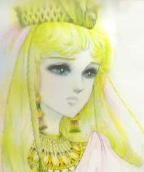 Hình màu Carol trong bộ cô gái sông Nile (Ouke Monshou) - Page 5 Carol_453