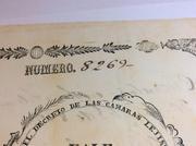 25 pesos 1849  Estado de Honduras  IMG_4848
