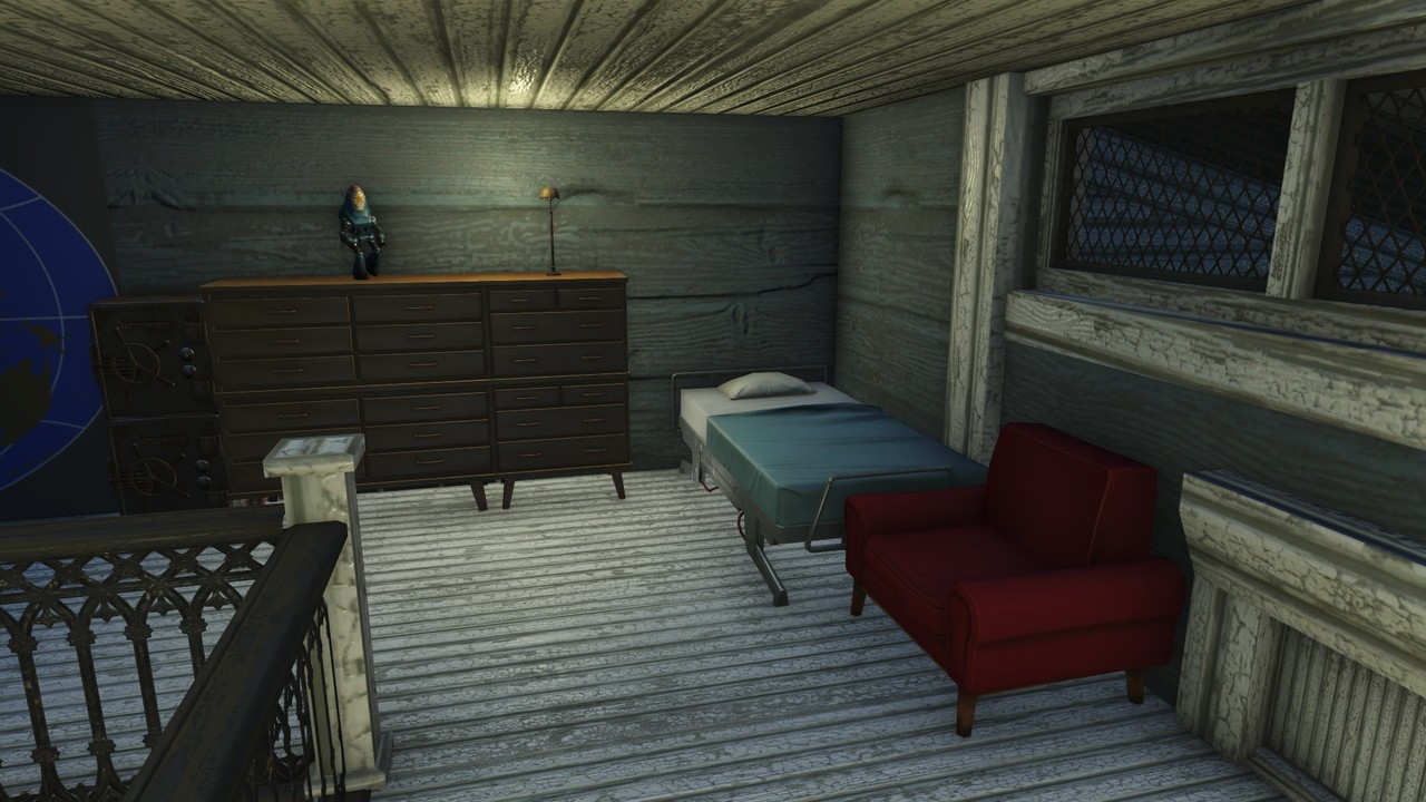 [MOD Fallout Forever] Lake House (Terminado) Interior_5