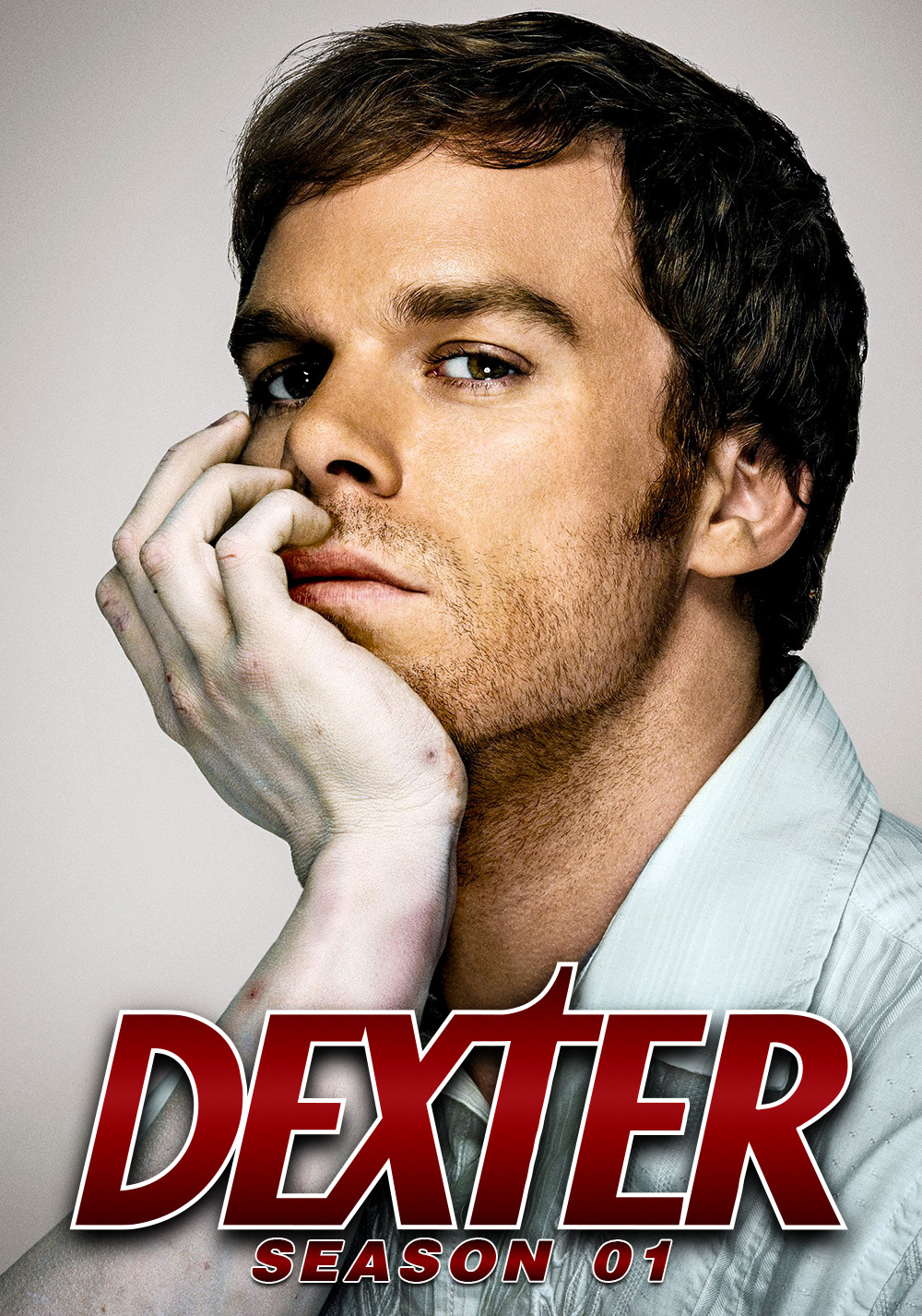 Dexter|Colección 1-8|Latino-Ingles|1080p|96/96|x265 10bit|+ Soundtracks  Season01-poster