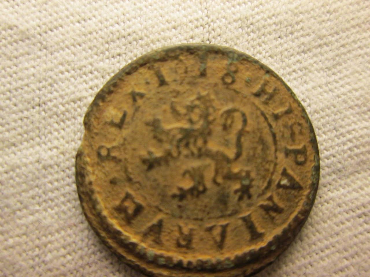 4 maravedís ¿1618/1918? Felipe III. Segovia. IMG_1069