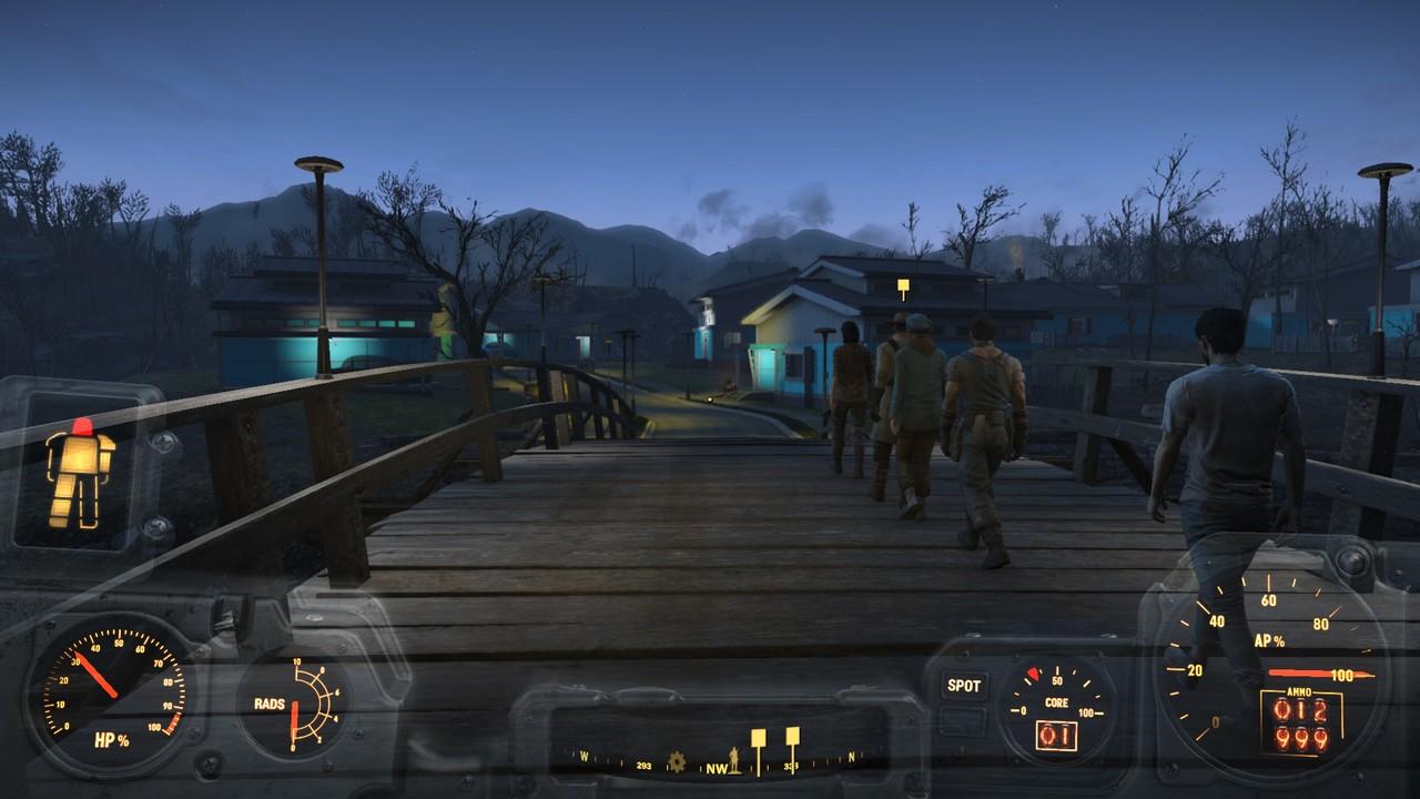 [MOD Fallout Forever] NewSanctuary. V2.7 (Terminado) Puente