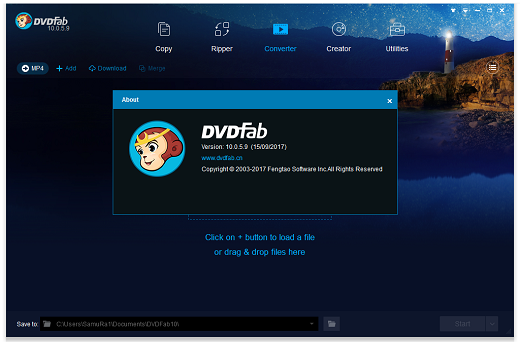 DVDFab v10.0.6.2 Multilingual About_Proof