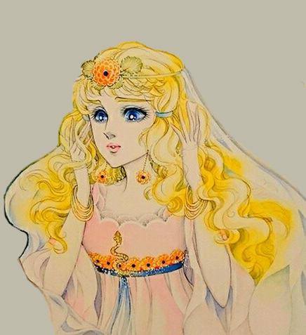 Hình màu Carol trong bộ cô gái sông Nile (Ouke Monshou) - Page 2 Carol_116