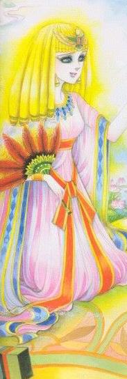 Hình màu Carol trong bộ cô gái sông Nile (Ouke Monshou) - Page 4 Carol_296