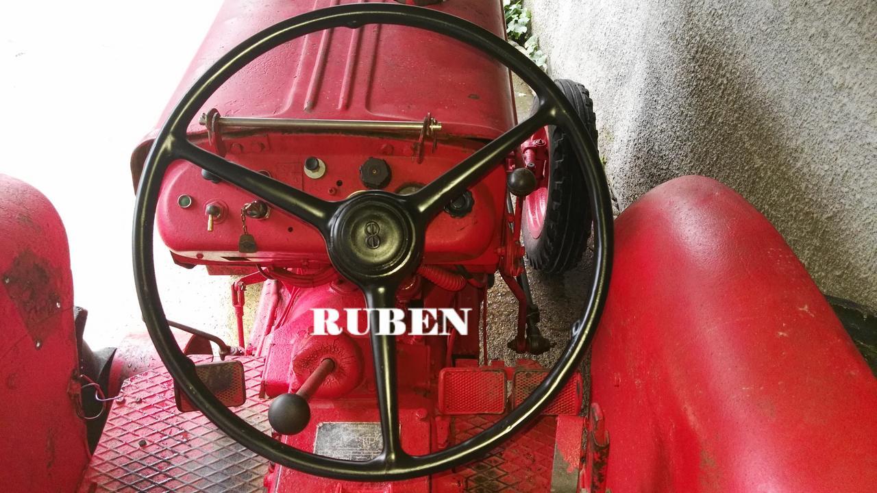 [Hanomag Barreiros R-335S] Presentación y restauración de mi tractor IMG_20180203_114654