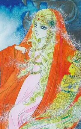 Hình màu Carol trong bộ cô gái sông Nile (Ouke Monshou) - Page 5 Carol_403