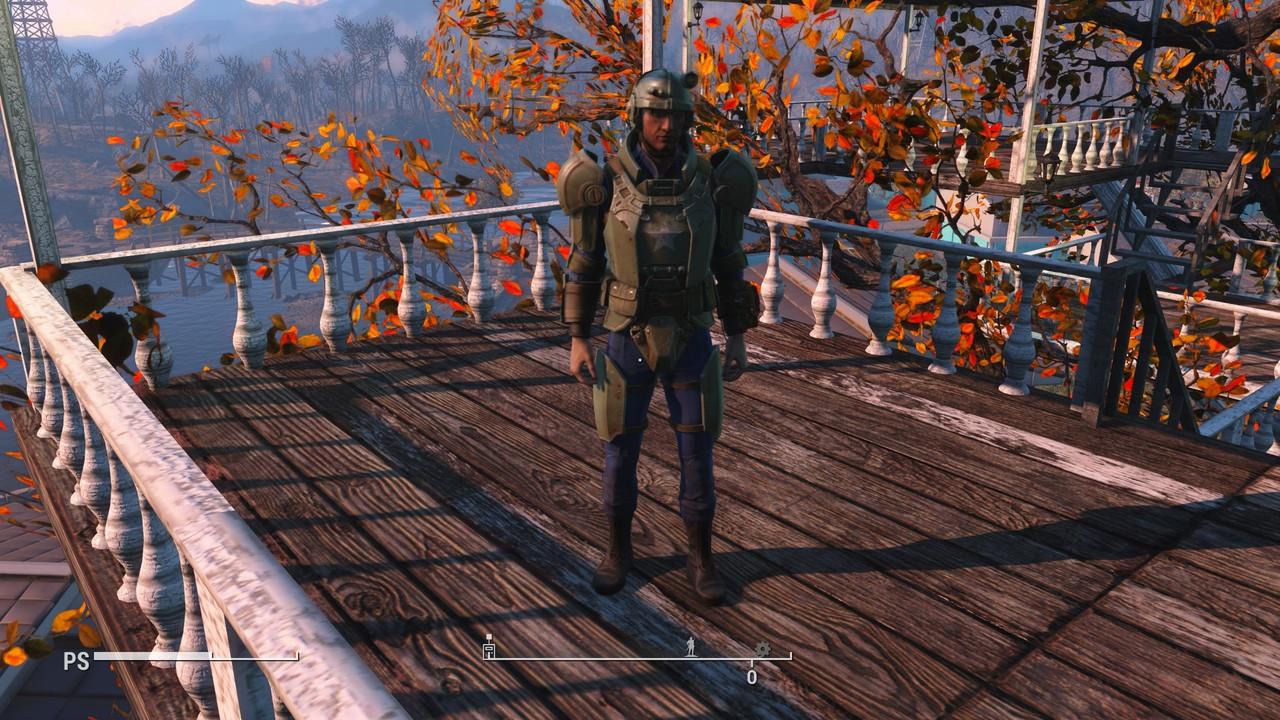 [MOD Fallout Forever] NewSanctuary. V2.7 (Terminado) Armadura