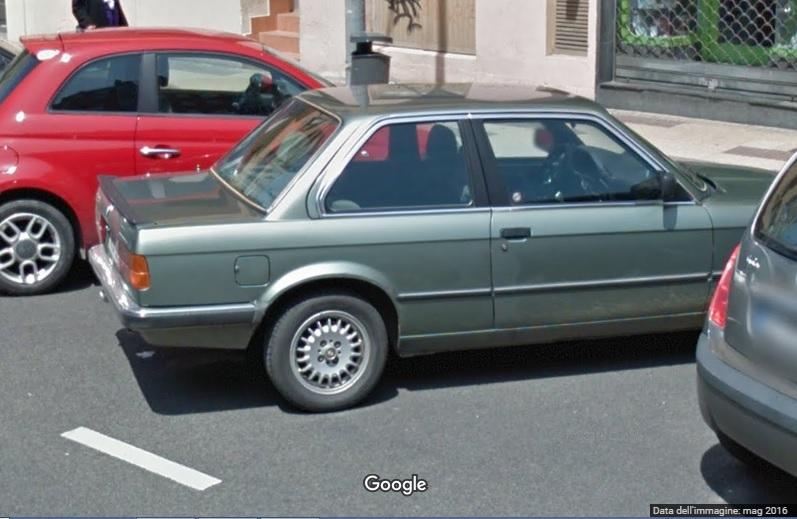 Auto  storiche da Google Maps - Pagina 6 323i_2