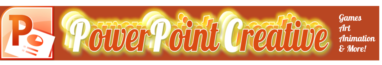 Splash of PowerPoint Orange? Header