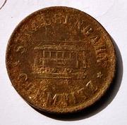 De necesidad y de guerra: monedas de la I Guerra Mundial Chemnitz-r
