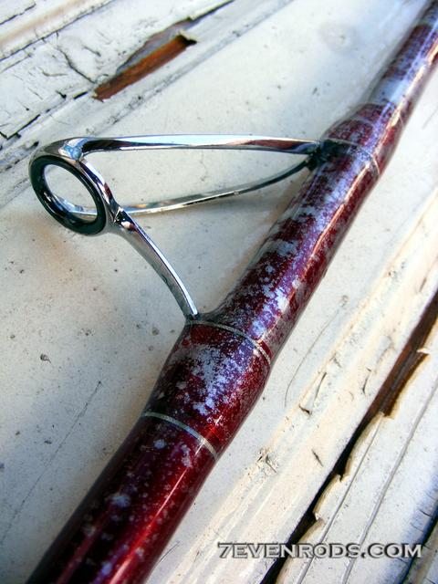 Red Surf sparkled with silver Otelo-6