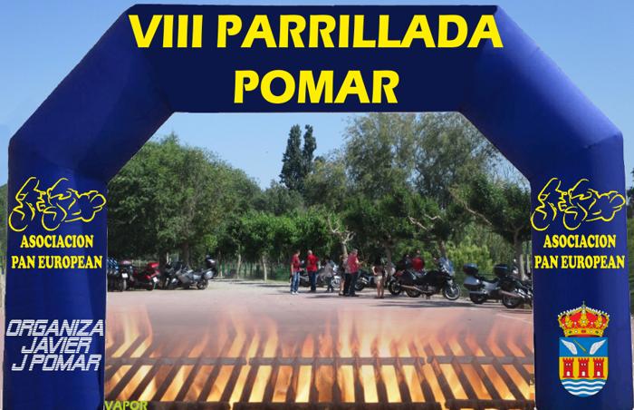 QUEDADAS (ARA): VIII Parrillada Pomar. 01.09.2018 POMAR_VIII