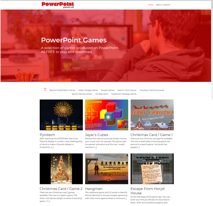 Re-launched website - powerpointgames.uk New_site_4