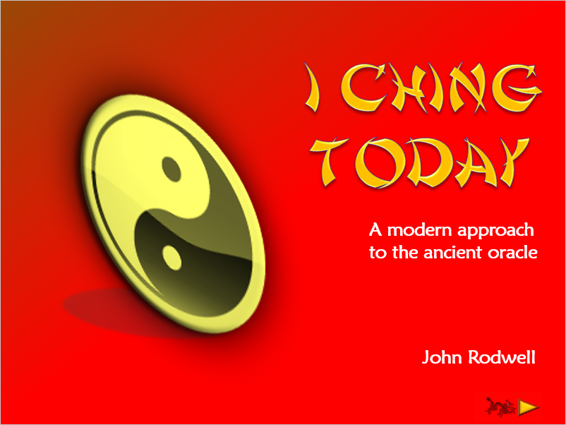 I CHING TODAY - Not exactly a game, but somthing you can use Header