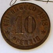 De necesidad y de guerra: monedas de la I Guerra Mundial Ratibor-a